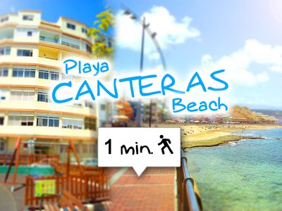 Photo for Holidays Apartment in Canteras Beach