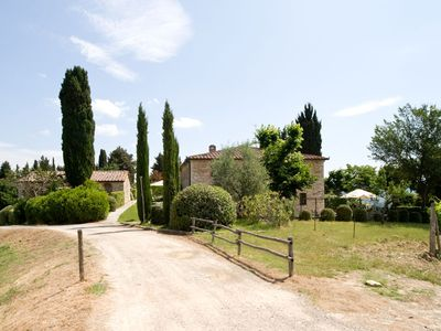 Photo for San Donato in Collina Apartment, Sleeps 5 with Pool