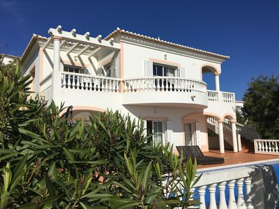 Photo for Luxury Villa on golf resort with Private pool, far reaching views and free Wifi