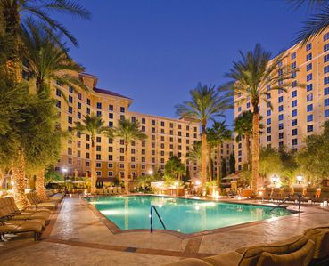 Photo for Wyndham Grand Desert - Luxury 2BR/2BA Close to Strip! Big Savings!! 68 Reviews