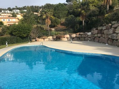Photo for Exquisite Holiday Home in Roquebrune-sur-Argens with Pool