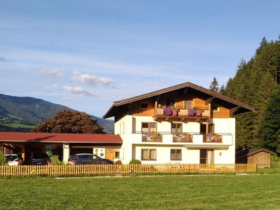 Photo for Cozy Holiday Home in Hollersbach im Pinzgau near Ski Area