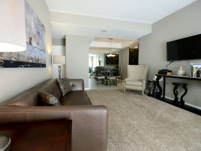 Photo for Centrally located PS Condo + Walk to Restaurants, Theater and Sunrise Park - La