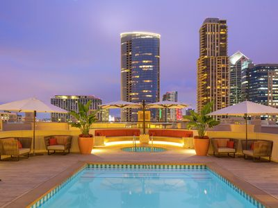 Photo for Reduced Price: $125 most nights - Luxury Studio Downtown SD by Convention Center
