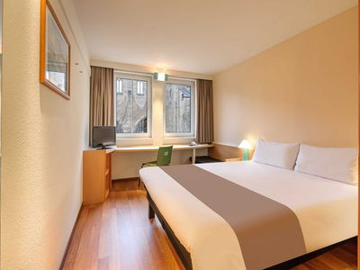 Photo for Double Room - Hotel ibis Erfurt-Altstadt