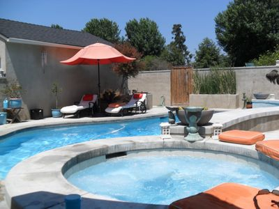 Cool Casual California Living Pool Home A/C! Non-Smokers & 25y/o and over only