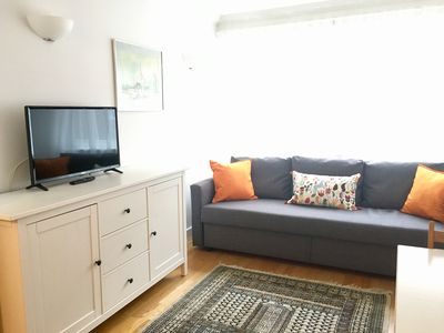 Photo for Wow! Splendid Fitzrovia W1 Gem: Middle of Tourist London. King Bed. Free Wifi