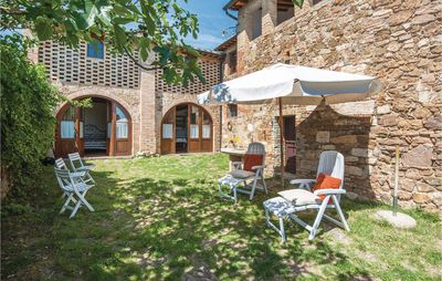 Photo for 7 bedroom accommodation in S. Quirico d'Orcia SI