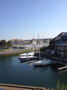 Photo for Deauville standing studio Marina View pool