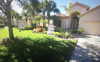 Photo for Beautiful Single Family Home In The Quarry 3BR/3BA+Den+Amenities, North Naples.
