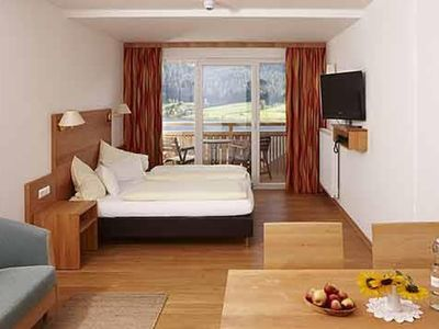 Photo for Double Room with Balcony / Lake View - Kolbitsch, Hotel