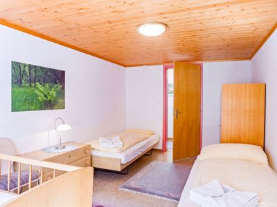Photo for 2 bedroom Apartment, sleeps 4 in Wengen with WiFi