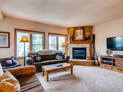 Photo for Outstanding ski-in/ski-out condo with plenty of beds for a family getaway!