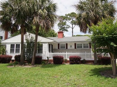 Photo for 1 Angels Beach Cottage,  House in Myrtle Beach Neighborhood with 2 Kitchens
