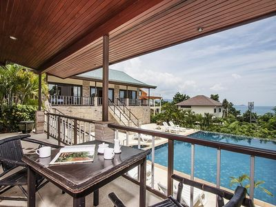 Photo for House in Ko Samui with Air conditioning, Parking, Balcony (555221)