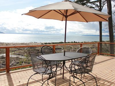 Photo for Private Whidbey Island Waterfront Beach Cabin