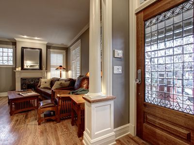 Photo for Stunning 1914 Cheesman Park/Capitol Hill Home|Fireplace|Sleeps 1-4|2-Car Garage