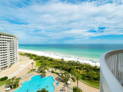 Photo for Spacious end condo w/large balcony & 3 beds, 3 baths! 🌴