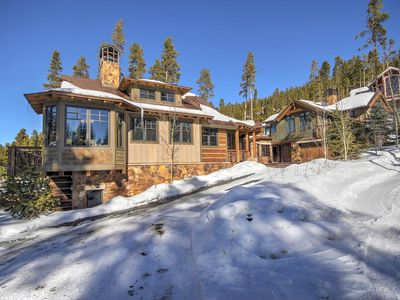 Photo for Luxury Home for, skiers, hikers & bikers' paradise