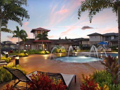 Photo for Pili Mai 11C: Poipu's Newest Luxury Resort with Central AC in Poipu Beach