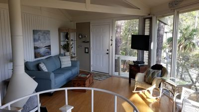 Photo for Private and Cozy Sealoft with Incredible Marsh Views
