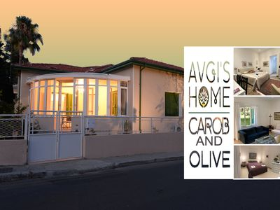 "Photo for ""CAROB & OLIVE APARTMENTS"" at ""AVGI'S HOME"""