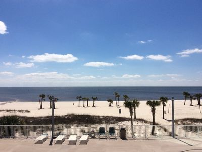 Photo for Beachfront condominium ideally located in historic Biloxi