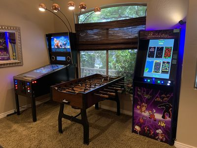 60 of the best games from our youth.... large screen...NEW ARCADE GAME