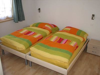 Photo for 2BR Apartment Vacation Rental in Saas-Grund