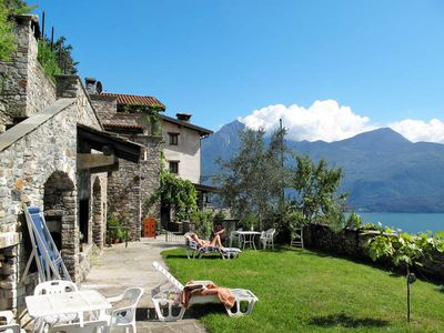 Photo for Apartment Casa Arte e Cucina  in Gravedona (CO), Lake Como - 2 persons, 1 bedroom