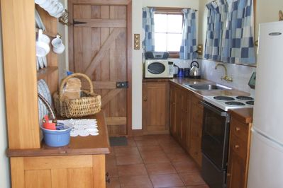 Full very well equipped kitchen
