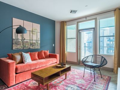 Photo for WanderJaunt | Marquis | 2BR | Tempe