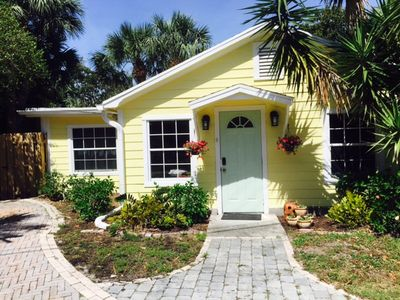 Photo for Hidden Treasure in the Heart of Downtown Delray - Long Term  (6 months minimum)