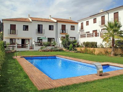 Photo for Poolside House In Montejaque, Ronda, Andalucia