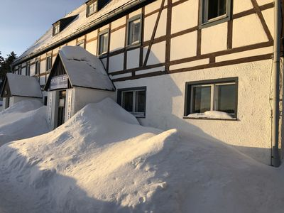 Photo for Holiday house on the ski slope