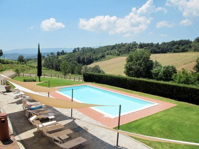 Photo for One bedroom Villa, sleeps 4 in Vecchietto with WiFi