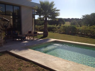 Photo for Charming villa in the heart of the golf of Essaouira