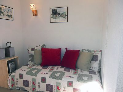 Photo for Apartment Gentianes in Les Menuires - 4 persons, 1 bedrooms