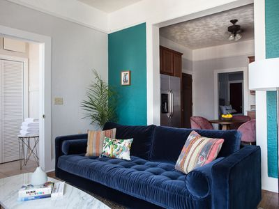 Photo for Charming 1BR in Marigny by Sonder