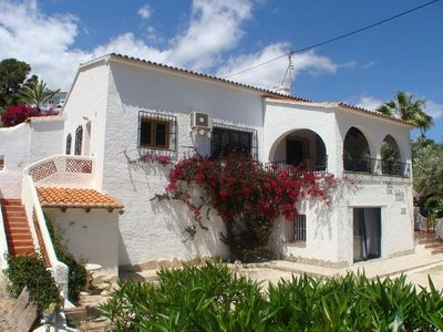Photo for 4BR House Vacation Rental in Benissa, Comunidad Valenciana
