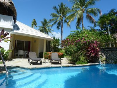 Photo for Charming ocean front 2 bd villa