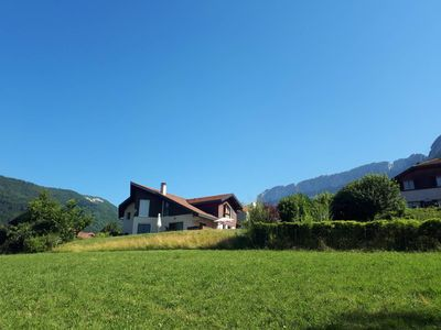 Photo for Very nice house near Annecy between lake and mountains