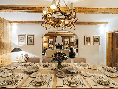 Photo for Chalet in Kitzbühel is a Family or Friends Ski Fantasia