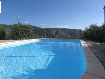 Photo for Villa in Torre delle stelle 10 sleeps + pool& AC. 10 minutes from Villasimius