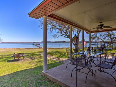 NEW! Secluded Waterfront Getaway: Swim, Boat, Fish