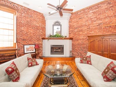 Photo for Downtown Lynchburg Historic Loft with 2 cars garage