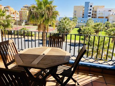 Photo for Isla Canela apartment Marina II, 2 bedrooms