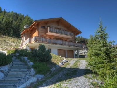 Photo for Vacation home Quinta Lodge  in Anzère, Valais - 12 persons, 5 bedrooms