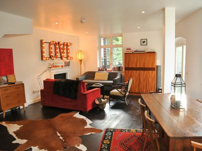 Photo for Boutique, stylish large house in central London near golf course