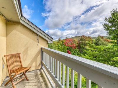 Photo for Wonderful mountain condo w/ shared pool, hot tub, sauna, and more!